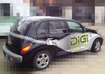 DiGi Graphics Car